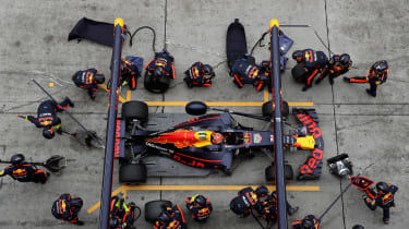 Formula 1: China - RB