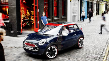 New Mini Rocketman concept revealed
