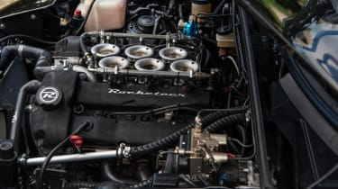 Mazda MX-5 Rocketeer V6 engine