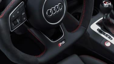 Audi RS3 Sportback Grey interior 2