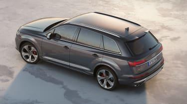 Audi SQ7 TDI - rear