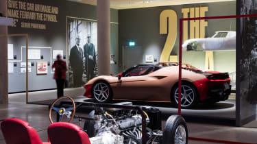 Ferrari: Under the Skin - chassis