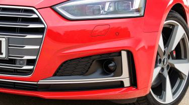 Audi S5 Cabriolet - front detail
