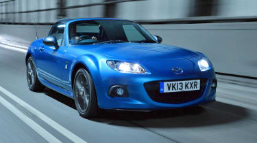 Mazda MX-5 review, price and specs