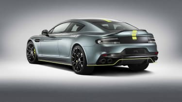 Aston Martin Rapide AMR studio - rear quarter