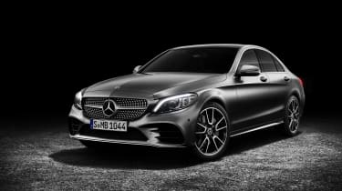 Mercedes-Benz C-class – AMG Line - front quarter