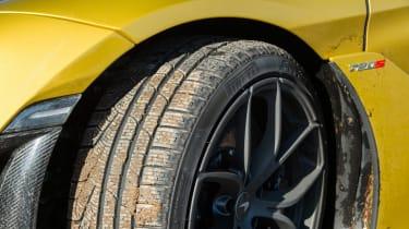 Pirelli winter tyres campaign - McLaren