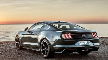 Ford Mustang Bullit rear