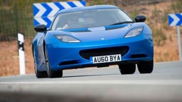 Lotus Evora S supercharged