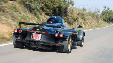 Tramontana R Edition rear