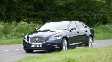 Jaguar XJ D review