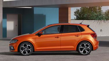 2017 Volkswagen Polo - R-Line profile