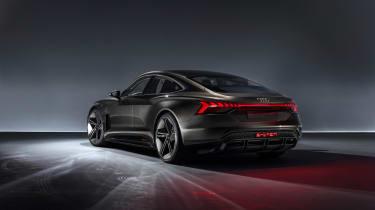 Audi E-tron GT Concept - rear quarter
