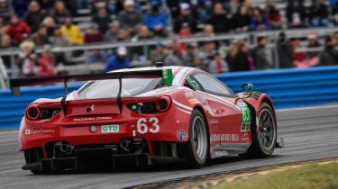WEC 2017 - Ferrari 488 GTE rear