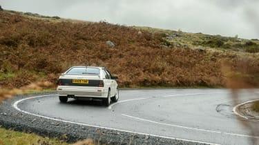 Audi Quattro rear