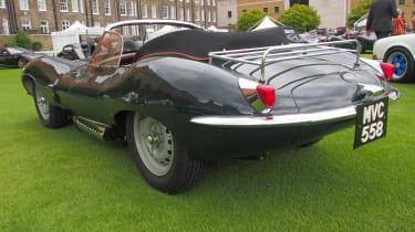 City Concours - Jaguar XKSS