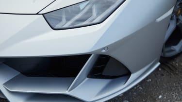 Lamborghini Huracan EVO - lights