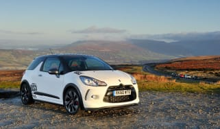 Citroen DS3 Racing group test
