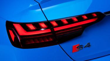 Audi S4 - rear lights