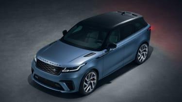 Range Rover Velar SV Auto - front