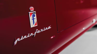 Pininfarina badge