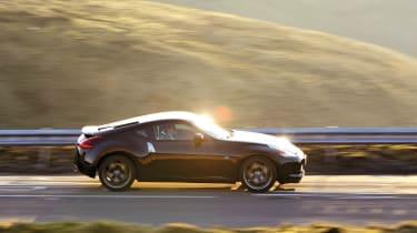 Subaru BRZ vs Nissan 370Z in Wales