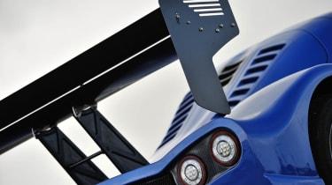 Radical RXC rear spoiler