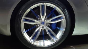 Maserati Alfieri concept alloy wheel