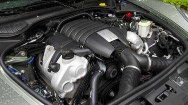 Porsche Panamera V6 engine