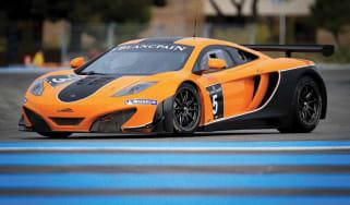 Video: McLaren MP4-12C GT3