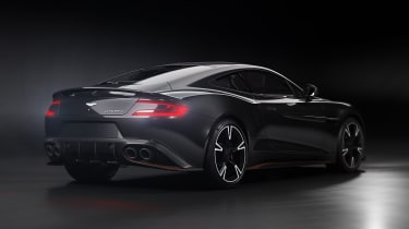 Aston Martin Vanquish S Ultimate – rear quarter