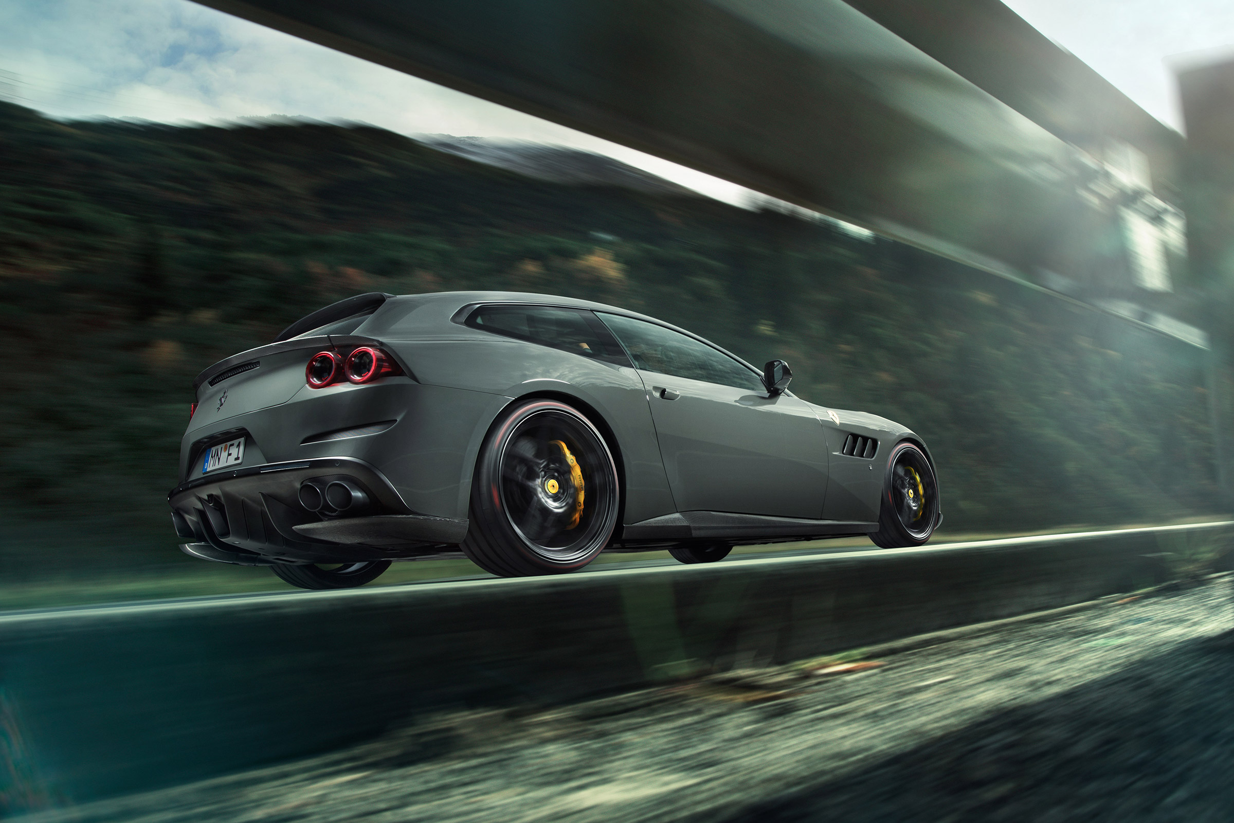 Ferrari Gtc4lusso Review The Ultimate In Practicality And