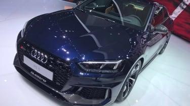 Audi RS5 - Geneva front three quarter