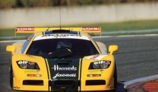 Salon Prive 2010 - McLaren F1