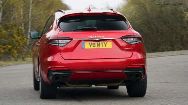 Maserati Levante Trofeo – rear