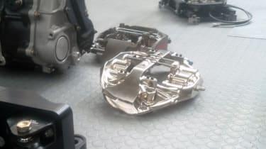 2018 Aston Martin Vantage GTE – brake caliper