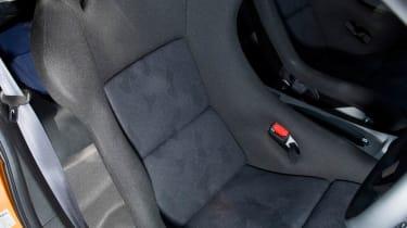 Honda CR-Z Mugen seat