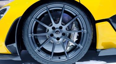 McLaren P1 wheel