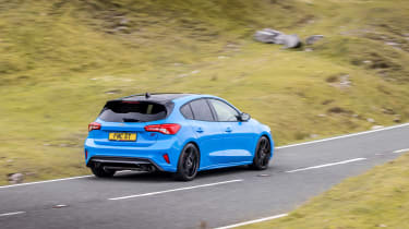 Ford Focus ST Edition – rear