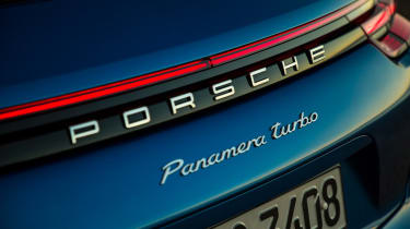 Porsche Panamera Sport Turismo Turbo - Badge