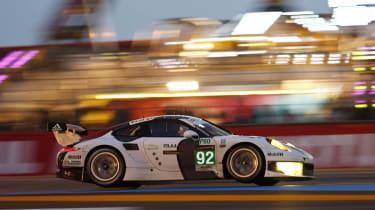 Porsche Le Mans 2013 video 911 RSR number 92