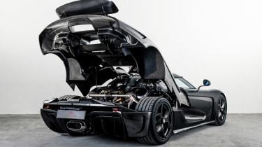 Koenigsegg Regera KNC - rear quarter