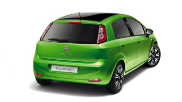 2012 Fiat Punto TwinAir