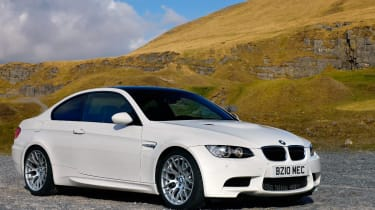 BMW M3 Competition front static