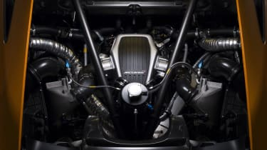 McLaren 12C Can-Am special edition