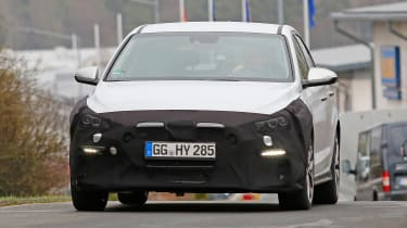 Hyundai i30 N Sport – front