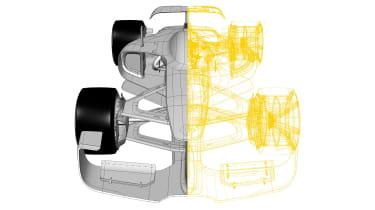 Renault R.S. Vision 2027 - sketch