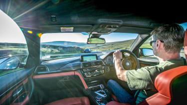 BMW M4 MY18 Comp pack - interior