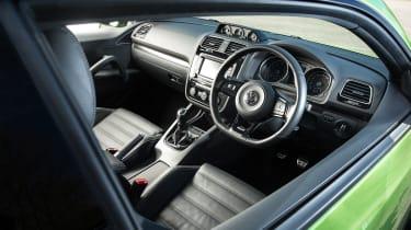 Volkswagen Scirocco R - seats