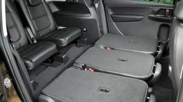 SEAT Alhambra 2.0 TDI Ecomotive seating